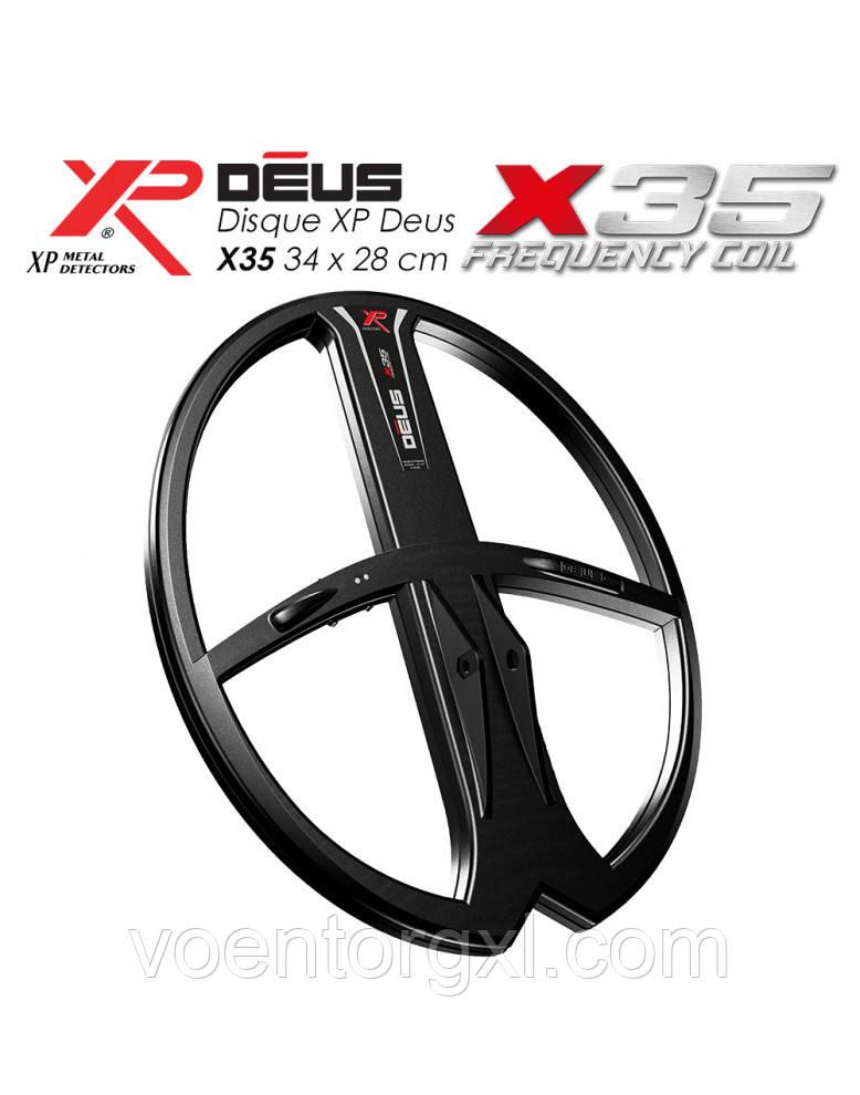 "Котушка XP Coil 13*11"" X35 DD 34*28 cm (Елипс)"