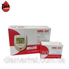 Глюкометр IME-DC (ИМЕ-ДИСИ) + 50 тест полосок