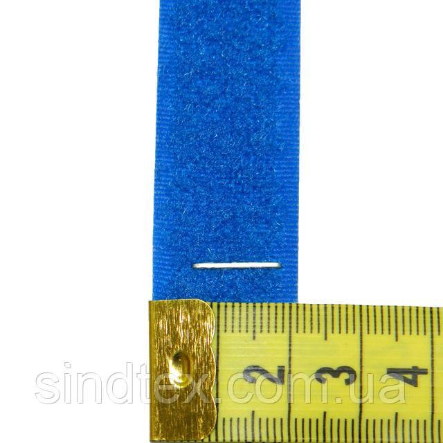 Цветная липучка 2,5 см