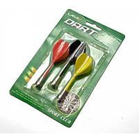 Дротики для дартса магнитные (18х11х2 см) Код:26301