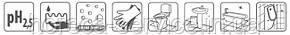 PRO-Service Сантри-Гель для мытья и дезинфекции сантехники Морозная свежесть 5 л., фото 2