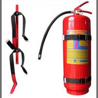 Крепеж к огнетушителю ВП (ОП) с 2 фиксатором