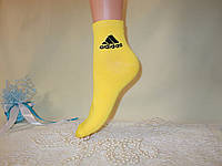 Женские стрейчевые носки средней посадки adidas ORIGINALS 36-41 Турция