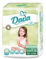 Подгузники DADA Extra Soft 6-ка Дада (15+ кг.)