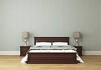 Кровать «Франческа» Roka 1400*2000, каштан, махонь, орех, темный орех Roka