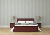 Кровать «Франческа» Roka 1600*2000, каштан, махонь, орех, темный орех Roka