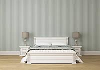 Кровать «Франческа» Roka 1600*2000, белый, молоко, фокс Roka
