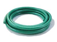 Гофра вакуумная напорно-всасывающая зеленая Ø 75 мм. 10 м. ТМ Evci Plastik