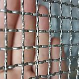 Ткана Нержавіюча, Осередок 2,5 мм, Дріт 0,5 мм., фото 4