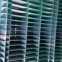 Секция 3D, ячейка 60х200, Ø 4 мм, 2,03х2,5, в полимерном покрытии