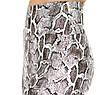 Лосины женские, эко-кожа, кобра, классика р.42-46, фото 3