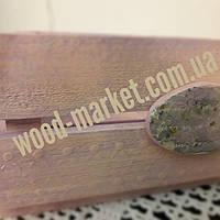 Ящик деревянный шик, фото 1