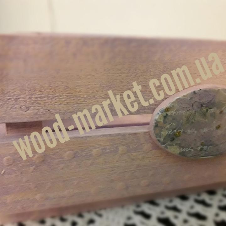 Ящик деревянный шик