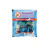 Таблетки от моли Глобал Картас 10 таблеток лаванда