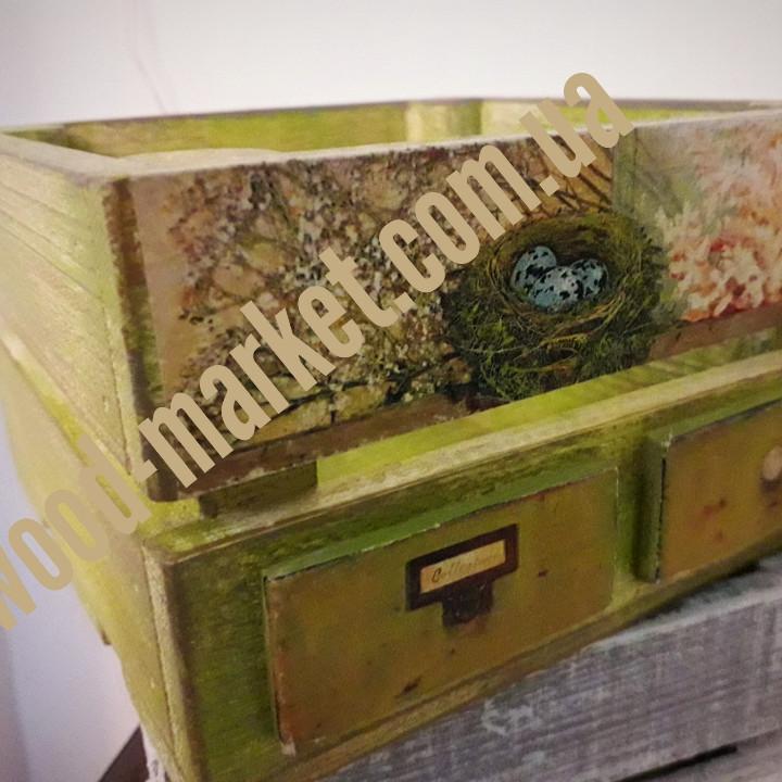 Ящик для декора и подарков