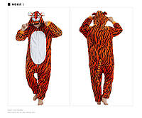 """Тигр пижама Кигуруми — костюм-комбинезон """"Тигренок"""""""