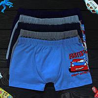 Детские трусы боксеры для мальчика Nicoletta (возраст: 5-6) 41026 | 5 шт.