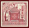 """Набор для вышивания крестом """"Panna"""" Оберег домашнего очага (СО-0886)"""