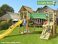 Детская площадка Джангл Джим Cabin Bridge, фото 1