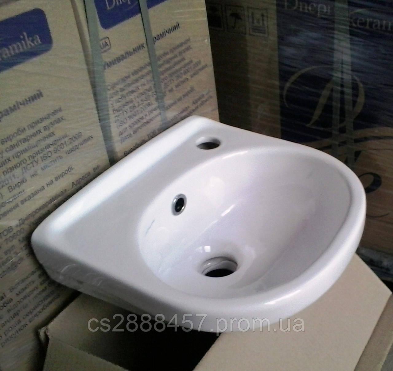 Умывальник  для ванной комнаты маленький 35 Сорт 1 / Умивальник  для ванної кімнати маленький 35 Сор