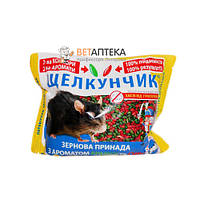 Щелкунчик зерно зеленое+красное арахис+сыр 315 гр аналог смерть грызунам