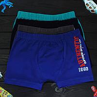 Детские трусы боксеры для мальчика Nicoletta (возраст: 10-11) 30551 | 5 шт.