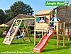 Детская площадка Джангл Джим Playhouse L Climb