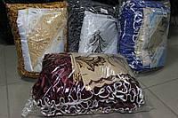 Похоронный набор №1 (обивка внутренняя и наружная, покрывало с наволочкой)