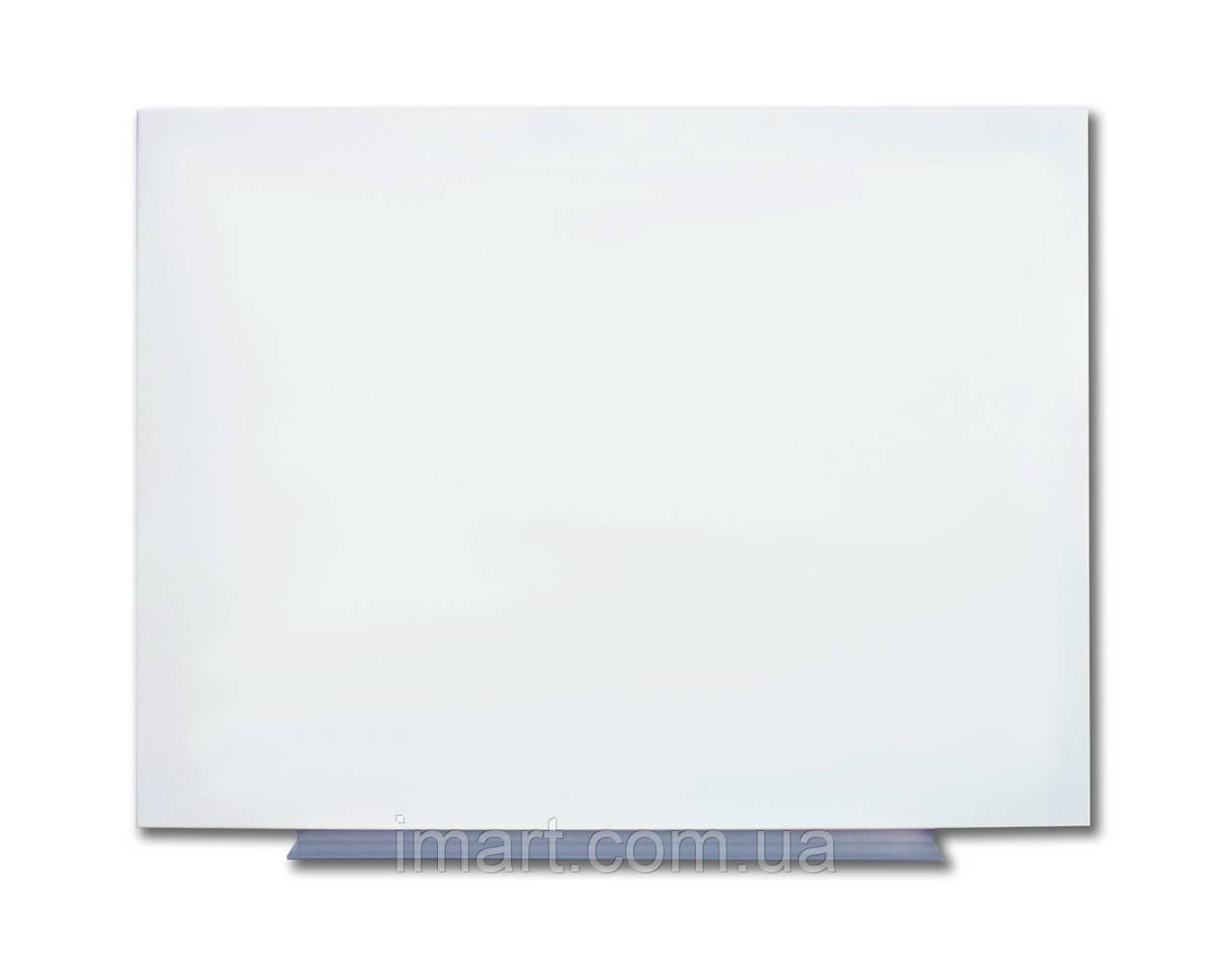 Маркерная доска Магнитная 45х60 см. Премиум Белая. Для надписей сухостираемыми маркерами