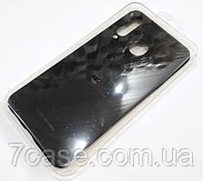 Чехол для Samsung Galaxy A8s g8870 силиконовый Molan Cano Jelly Case матовый черный