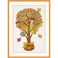 """Набор для вышивания крестом """"Riolis"""" Денежное дерево (1294)"""