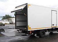 Ремонт гидробортов, рессоры для грузовых Mercedes MAN DAF Volvo Iveco Tata БАЗ