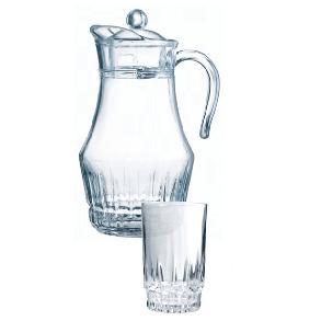 Набор для напитков Arcopal Lancier из 7 предметов (L4985) , фото 2