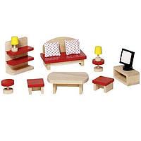 Набор Мебель для прихожей для кукол, Goki