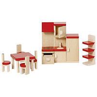 Набор Мебель для кухни для кукол, Goki