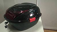 Кофр (багажник) пластиковий високої міцності для Мотоцикла, фото 1