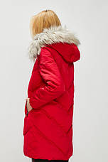 Теплая зимняя куртка с капюшоном, фото 3