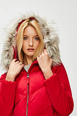 Теплая зимняя куртка с капюшоном, фото 2