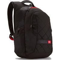Городской рюкзак для ноутбука case logic dlbp116k black