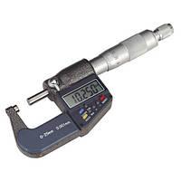Микрометр электронный DSWQ0-100II 0-25 мм