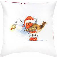 Набор для вышивки крестом Luca-S PB191 «Птичка с лампой»