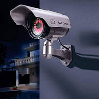 Муляж камеры видеонаблюдения. Камера обманка