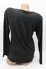 Женские кофты больших размеров оптом и в розницу B-ka 9960, фото 3
