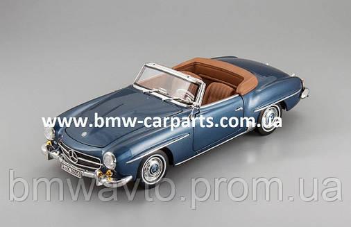 Модель Mercedes-Benz 190 SL, W121, Scale 1:18, фото 2