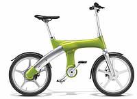 Электровелосипед гибридный Mando Footloose IM G2 Светло-зеленый (120050511V-869)