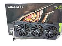 Видеокарта Gigabyte GeForce GTX 1080 Ti Gaming OC BLACK 11G, фото 1