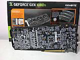 Видеокарта Gigabyte GeForce GTX 1080 Ti Gaming OC BLACK 11G, фото 2