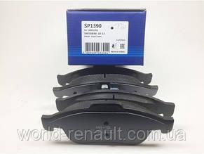 Комплект передних тормозных колодок на Рено Гранд Сценик III/ HI-Q SP1390