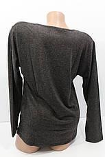 Женские кофты больших размеров оптом и в розницу B-ka 10129, фото 3