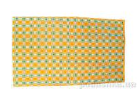 Махровое полотенце Terry Lux Калейдоскоп 50х90 см